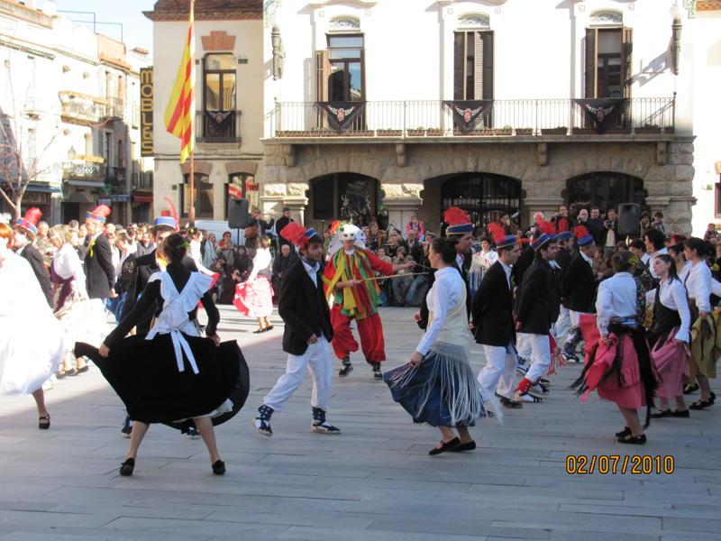 Ball de gitanes de Sant Celoni