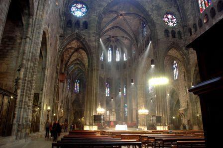 Nau Central Catedral de Girona