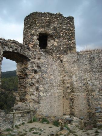 El Castell de Montclús