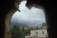 Segària vista des de la Torre de Mira-rosa