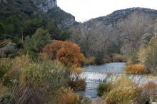 El riu Serpis