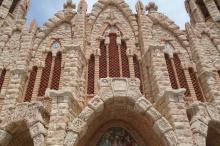 Santuari modernista de Santa Magdalena a Novelda