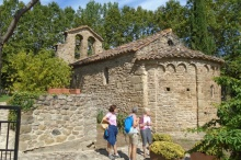 Ermita de Sant Andreu de Pedrinyà.