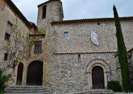 Santa Maria de Lavit a Torrelavit