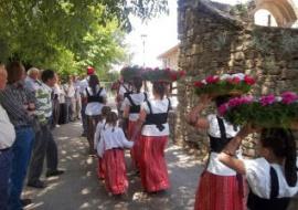 Santa Quitèria a Sant Miquel de Campmajor
