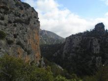 Paratge de la roca Roja