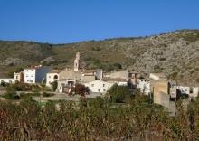 Benissili a la Vall de Gallinera